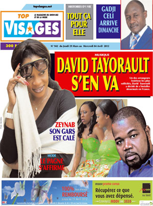 Top Visage sur Abidjan Tribune