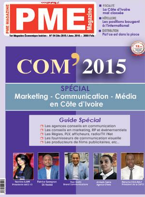 PME Magazine sur Abidjan Tribune