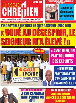 Le monde Chrétien sur Abidjan Tribune
