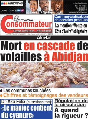Nouveau Consommateur sur Abidjan Tribune
