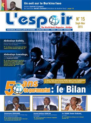 L'espoir sur Abidjan Tribune