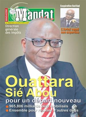 Le Mandat Magazine sur Abidjan Tribune