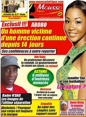 Mousso d'Afrique sur Abidjan Tribune