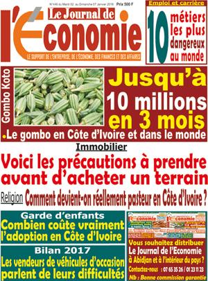 JDE sur Abidjan Tribune
