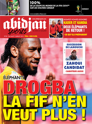 Abidjan Sports sur Abidjan Tribune