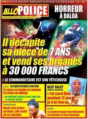 Allo-Police sur Abidjan Tribune