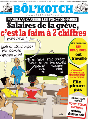Bolkotch sur Abidjan Tribune