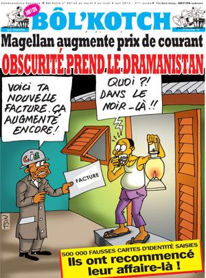 Bolkotch sur Abidjan Tribune