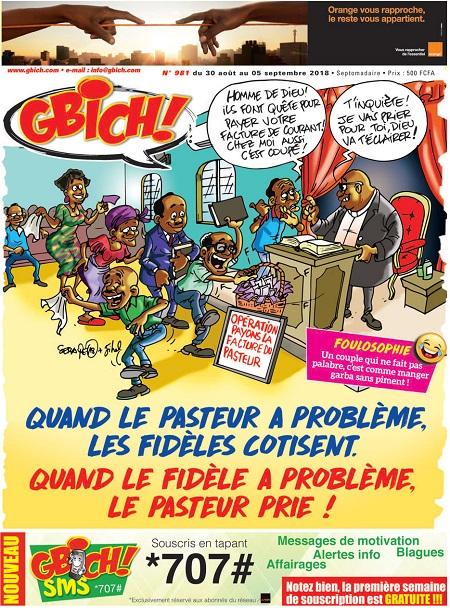 Gbich sur Abidjan Tribune