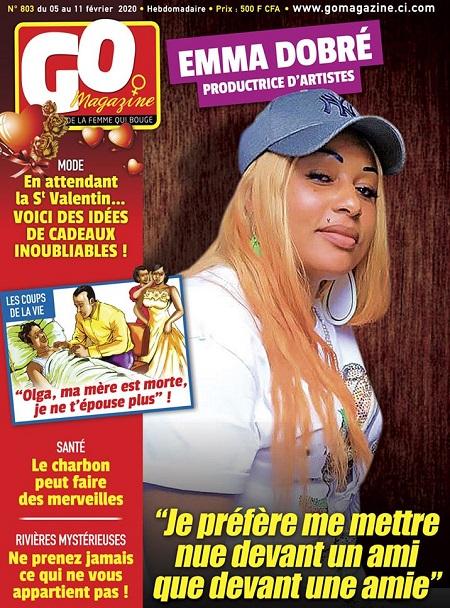 Go Magazine sur Abidjan Tribune