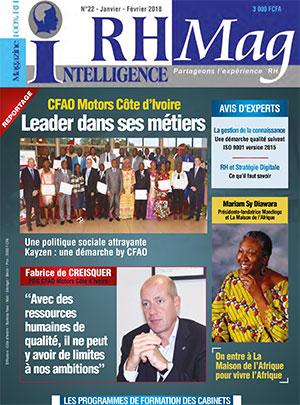Intelligence RHMag sur Abidjan Tribune