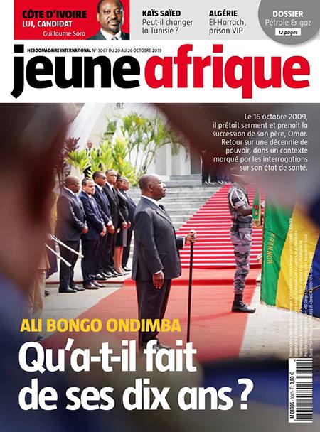 Jeune Afrique sur Abidjan Tribune