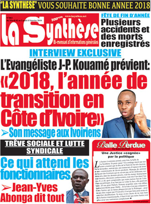 La Synth?se sur Abidjan Tribune
