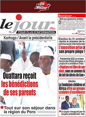 Le Jour Plus sur Abidjan Tribune