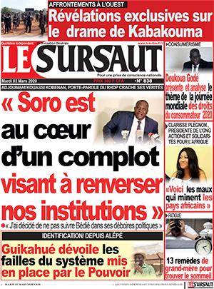 Le Sursaut sur Abidjan Tribune