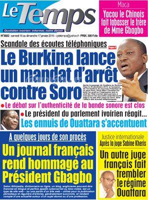 journaux chinois en français