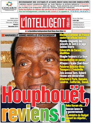 L'Inteligent d?Abidjan sur Abidjan Tribune