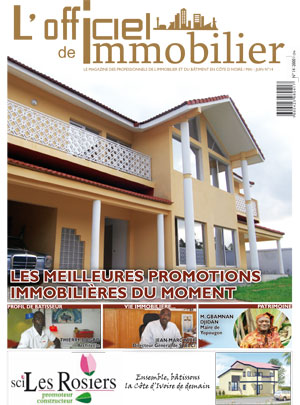 L'officiel Immobilier sur Abidjan Tribune