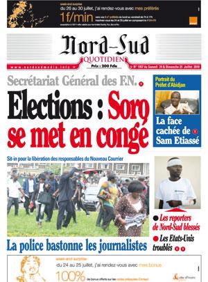 Nord Sud sur Abidjan Tribune