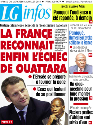 LG Infos sur Abidjan Tribune