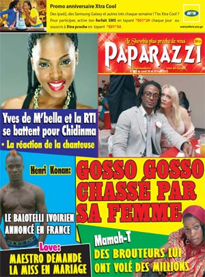 Paparazzi sur Abidjan Tribune