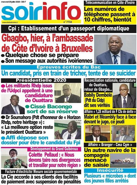 SoirInfo sur Abidjan Tribune